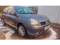 56 Plate Renault Clio 1.2