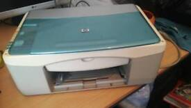 HP psc 1205 all in one printer, scanner copier