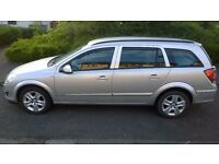 2008 VAUXHALL Astra Club CDTi Estate (1686cc)