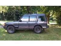 Land rover Discovery XS TDi
