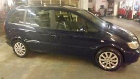 2004 Vauxhall zafira diesel