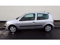 2005 Renault Clio Rush 1.2 8v