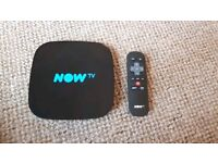 Now TV smart streaming and freeview box