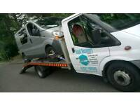 Low Cost Car / Van Breakdown Recovery & Transportation