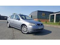 2005 Vauxhall Astra 1.7 CDTI Sport Turbo Diesel Low Mileage Long MOT Vectra Mondeo Laguna Megane