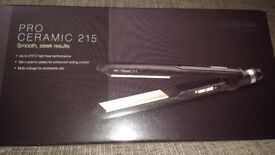 Hair Straighteners - Babyliss Pro Ceramic 215