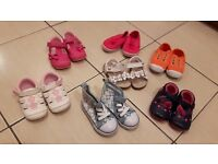 Toddler Girls Shoes Size 3 and 4 Next Mothercare H&M £8