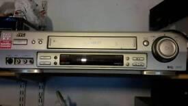 JVC SUPER VHS HR-S6700 DECK