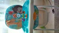 Fisher price precious planet highchair