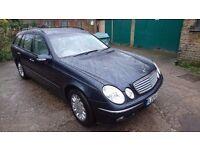 Mercedes-Benz E320 CDI AUTO 204 BHP 1-OWNER,NEW MOT, TWO KEYS,FULL MERC HISTORY,7 SEATER !!!:):):)