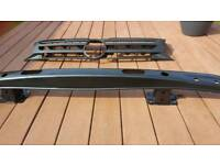Volkswagen T5 lift face grill and rear bumper