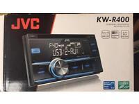 JWC KW R400 radio