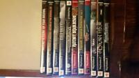 Lot of 18 ps2 games