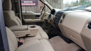 2006 Ford F-150 XLT 4x4,5.4 V8, Crew Cab Cambridge Kitchener Area image 6