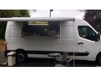 Catering Van - business up and running