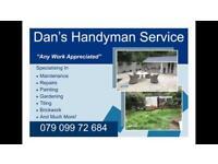 Odd Job Man / Handyman