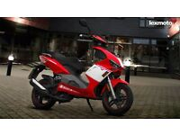 Lexmoto Diablo 125cc 2016 MINT Learner scooter motorcycle Not Honda Suzuki Piaggio Yamaha Vespa 125
