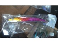 New pike lures