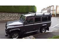 2015 Land Rover Defender 110 SW Landmark SE with many extras and in perfect condition