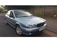 2002/52 Jaguar X-Type 2.1 V6 SE Auto 160 Bhp Full Cream Leather Low Millage