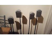 Tannoy 5.1 Surround Sound Speakers