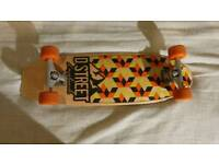 DStreet Chubby Cruiser Skateboard