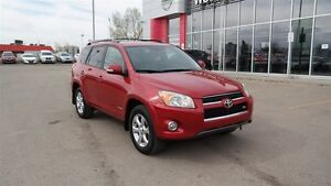 2009 Toyota RAV4 4 wheel drive, V6, Satellite radio, Sun roof