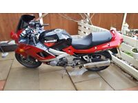 ZZR 600 FOR SALE SWAP P/X FOR BIGGER BIKE LOW MILES EXCELLENT RUNNER FASTEST 600 IN ITS DAY 150mph