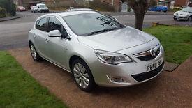 Vauxhall Astra Elite **LOW MILEAGE** 1.6l Petrol, Full Service History