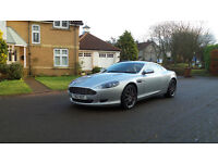 2005 05 ASTON MARTIN DB9 5.9 V12 2d AUTO 451 BHP *PART EX WELCOME*FINANCE AVAILABLE*WARRANTY*