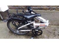 Fold Up Carrerra Bike