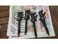 Ford focus 1.6 tdci injectors 06