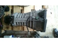 Vauxhall Omega 5 speed manual Gearbox