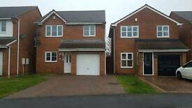 3 Beds Detached House (Sought After Area) For Rent