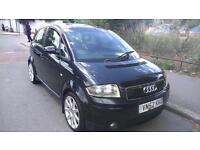 Audi A2 SE - Exchang with LHD.