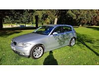 BMW 1 SERIES 118d 2.0 5dr 2005