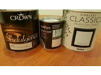 Dulux colours crown paint