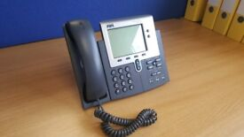 Cisco Systems Office Phones X 10