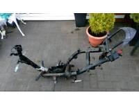 Peugeot Speedfight 50 2003 good frame with V5