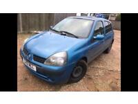 Renault Clio 1.1 5 doors