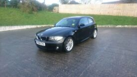 bmw 123d 3dr Msport top spec