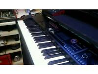 Roland fa 08 keyboard