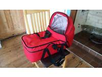 Mountain Buggy Swift OR Mini Carrycot