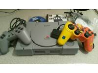 Playstation 1 Original model