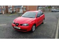 2004 seat ibiza 1.2 only 70k miles service history cheap insurance bullet proof little cars