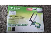 NEW TP-LINK TL-WN781ND Network adapter