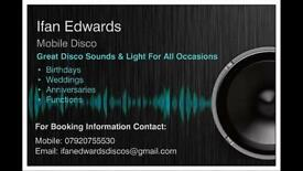 North Wales Mobile Disco