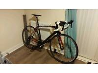 Specialized Allez road bike size 54