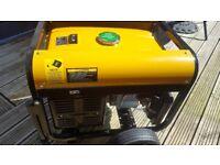 Wolf Power generator 3200 watts