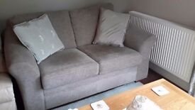 Two seater 'NEXT' sofa for sale.